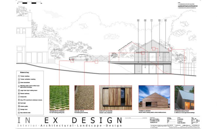 In Ex Design, Exeter, Devon, Architects, Architects Devon, Architects Dorset, Architects Exeter, Interior Design, Interior Designer, Landscape Design, Landscape Designer, South West, South West England, Kitchens, Bathrooms, Designers, landscape, Architectural Graphics, Exteriors, Residential, Refurbishment